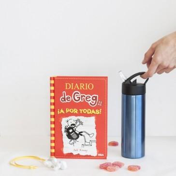 Enriqueta regala Bonito-El Diario de Greg