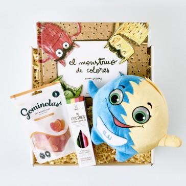 Enriqueta regala Bonito-El Monstruo de Colores
