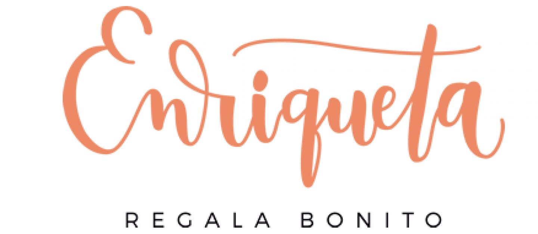 logo Enriqueta Regala Bonito blog